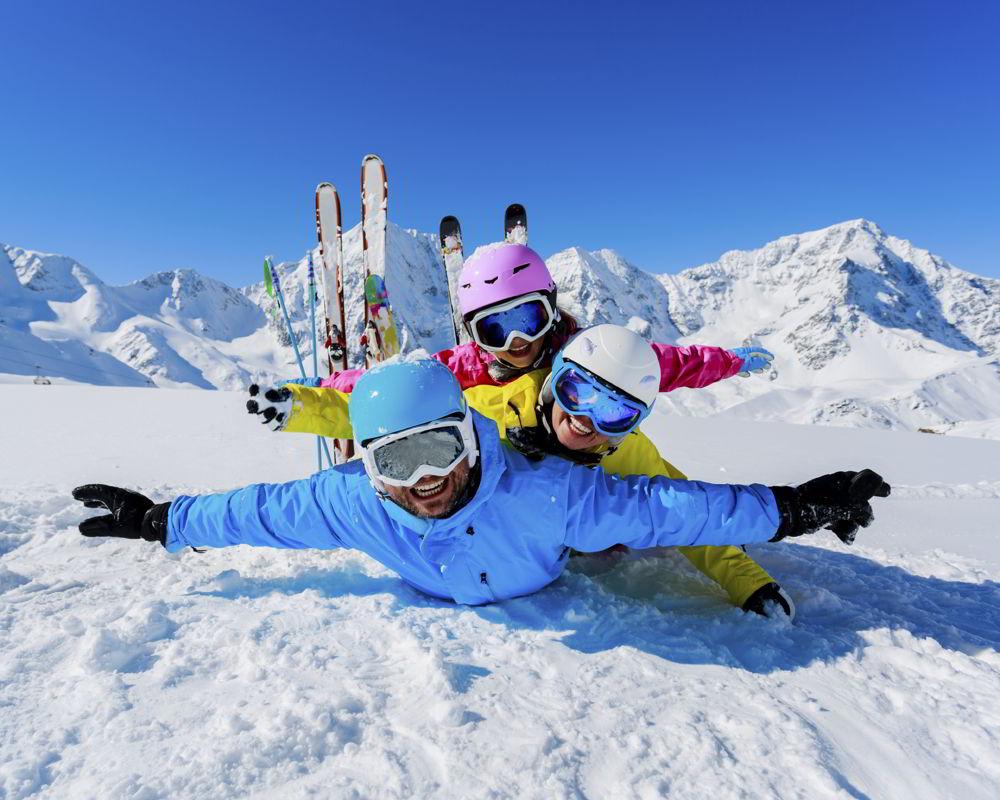 Jak spędzić ferie zimowe z dzieckiem