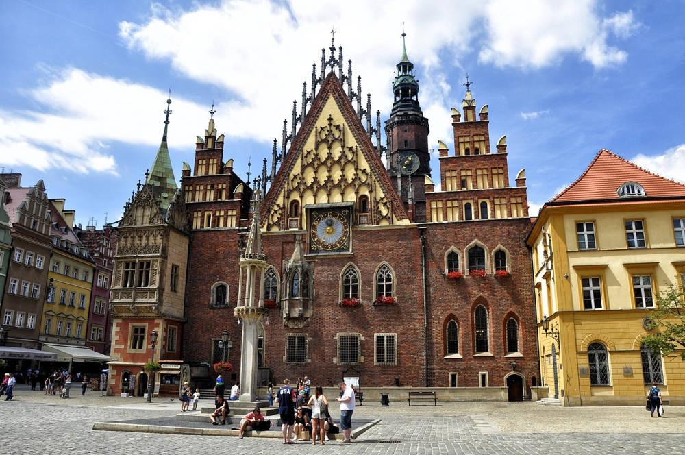 Wrocław - atrakcyjny turystycznie
